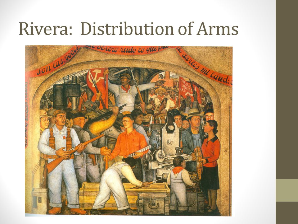 Rivera: Distribution of Arms
