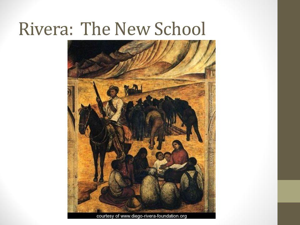 Rivera: The New School