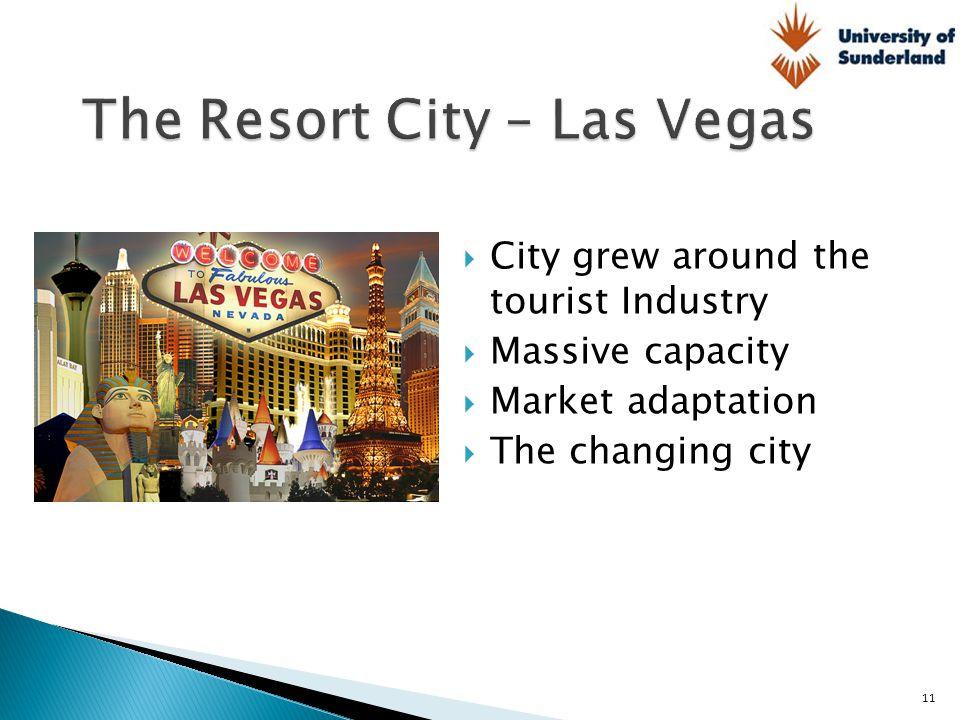 The Resort City – Las Vegas