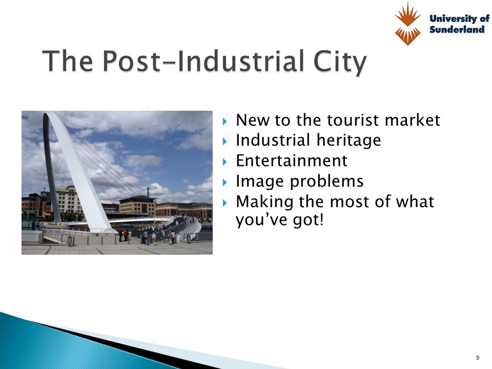 The Post-Industrial City