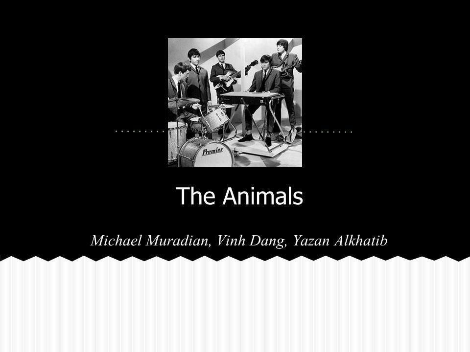 Michael Muradian, Vinh Dang, Yazan Alkhatib