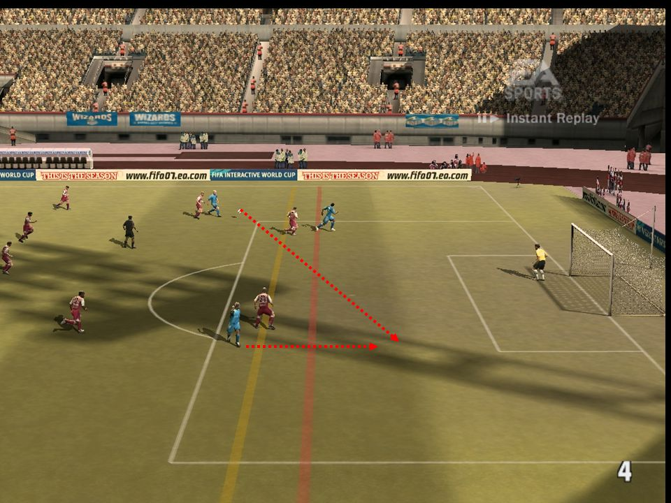 Just because someone is in an offside position doesn't mean there is a offside foul.