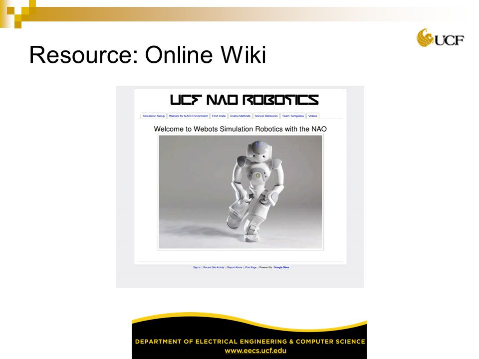 Resource: Online Wiki