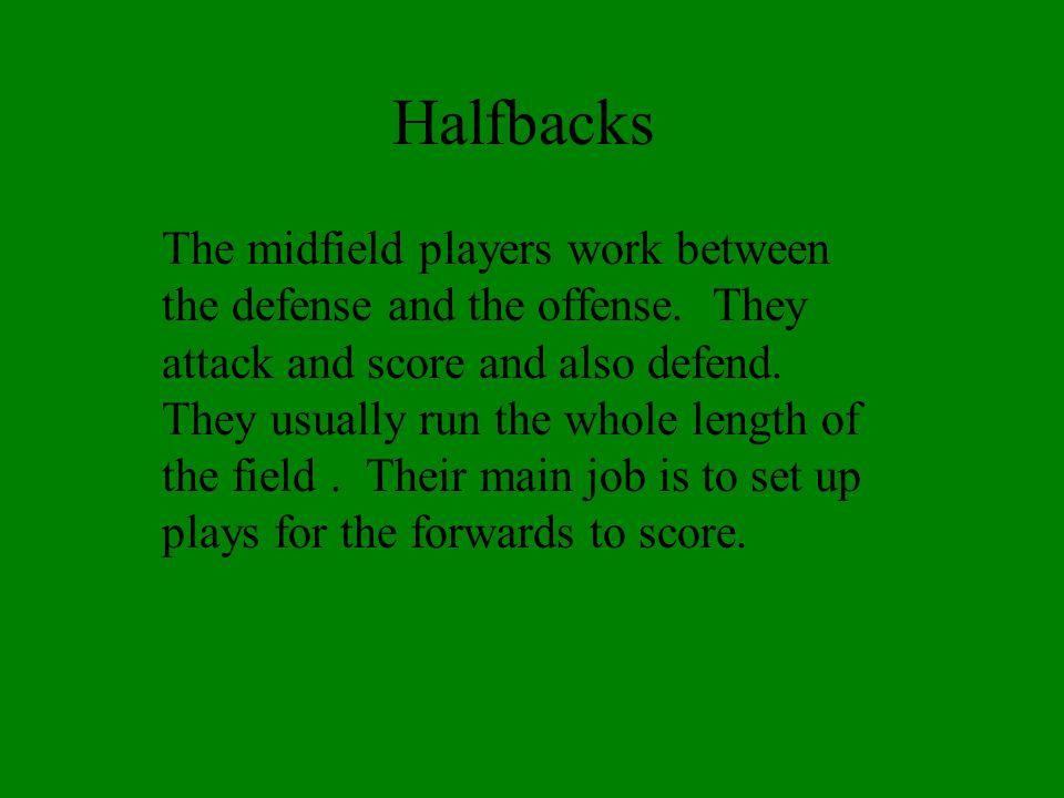Halfbacks