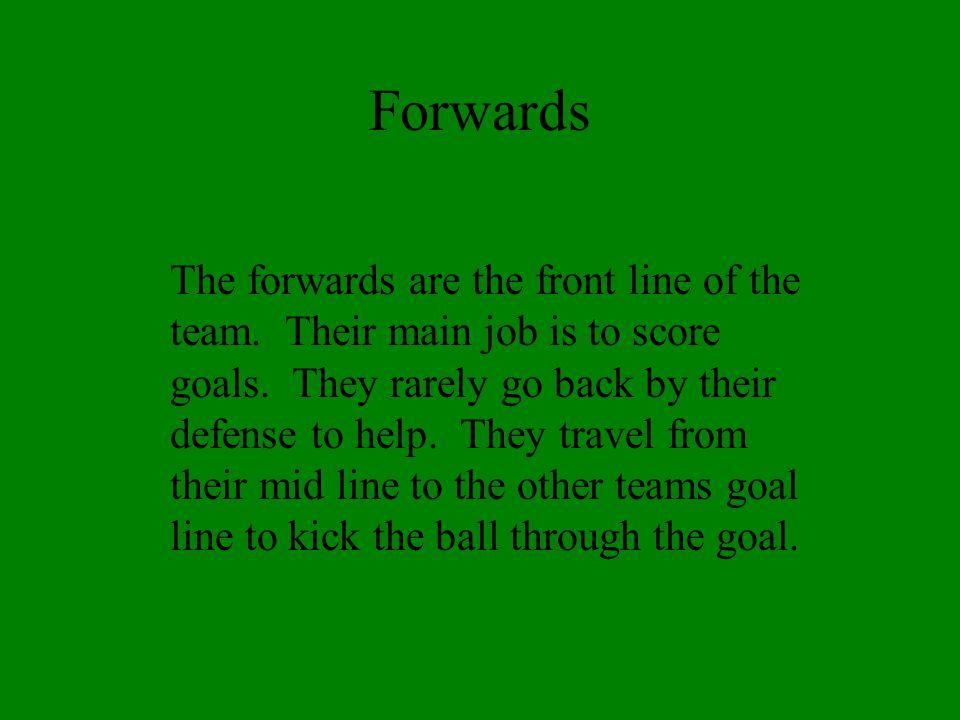 Forwards