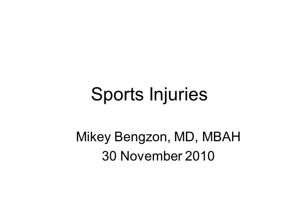 Mikey Bengzon, MD, MBAH 30 November 2010