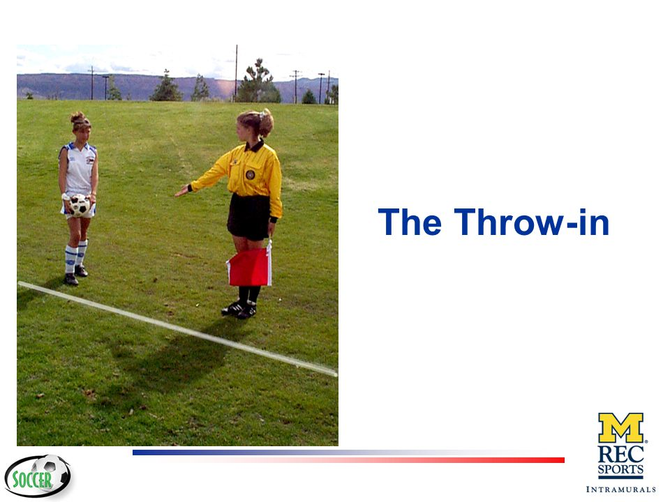 The Throw-in
