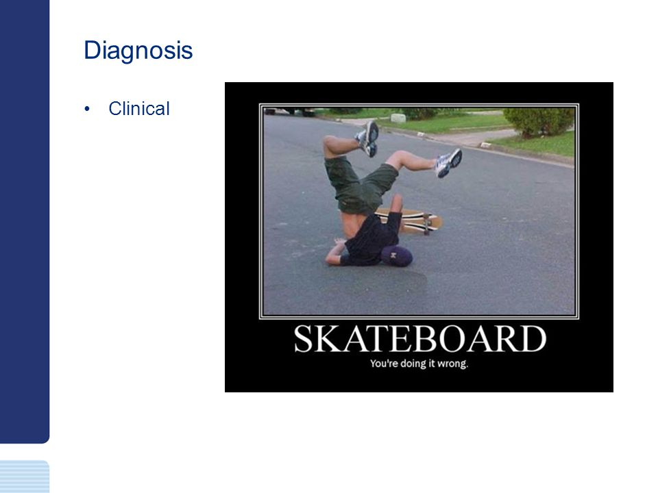 Diagnosis Clinical