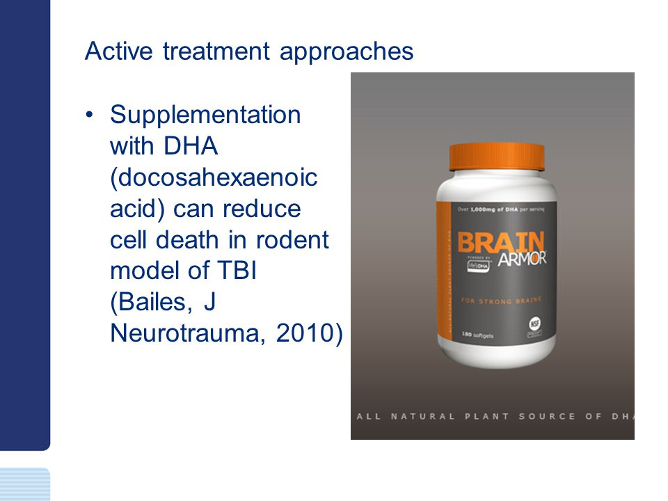 Active treatment approaches