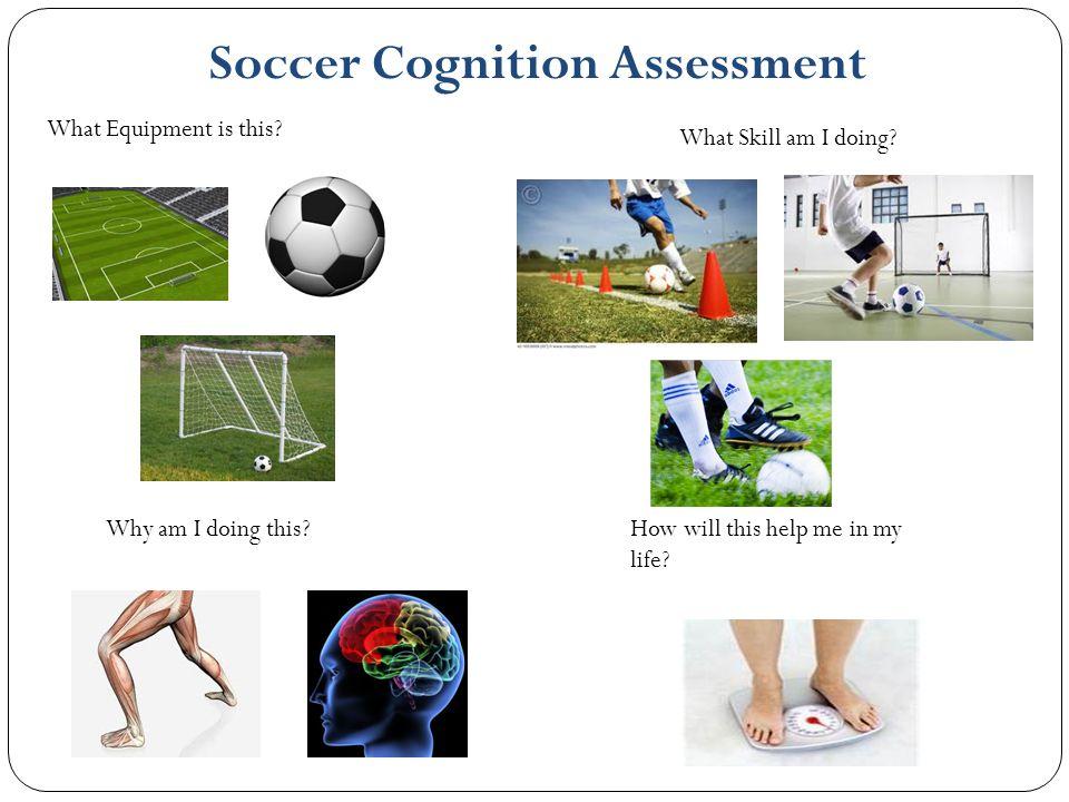 Soccer Cognition Assessment
