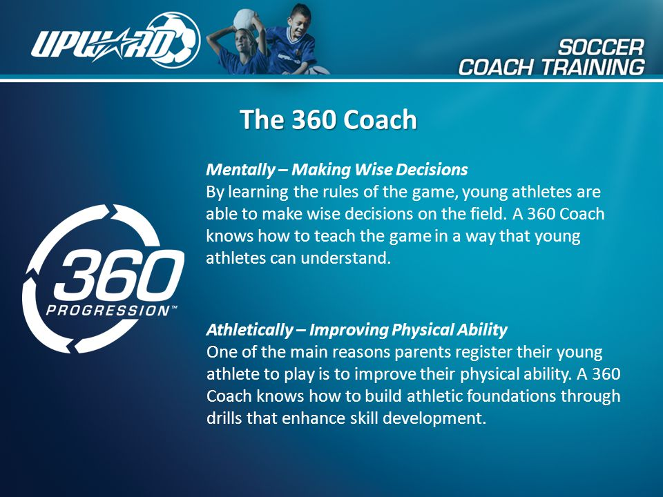 The 360 Coach Mentally – Making Wise Decisions