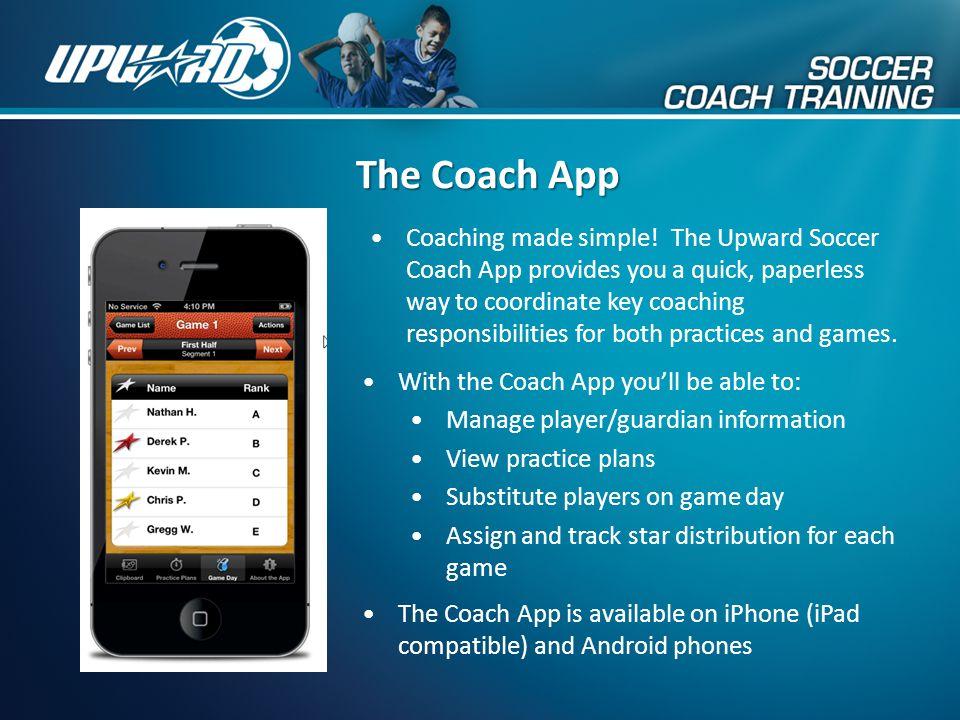 The Coach App