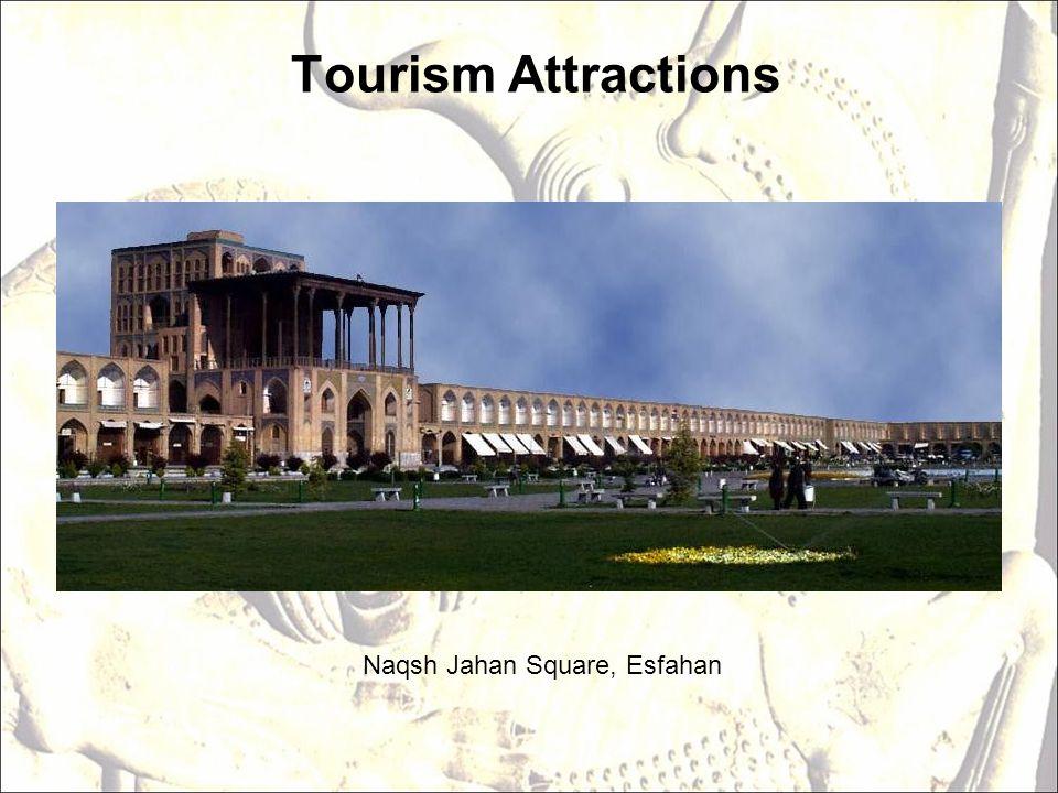 Naqsh Jahan Square, Esfahan