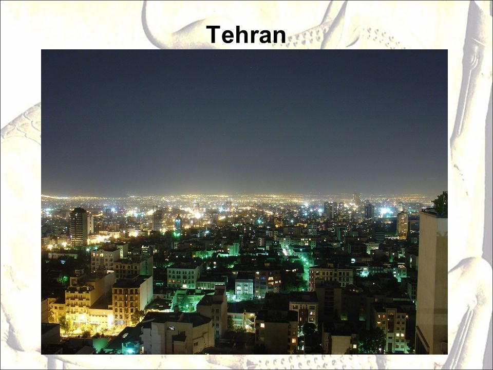 Tehran Reference: flicker.com