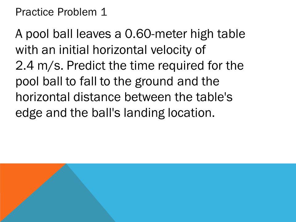 Practice Problem 1