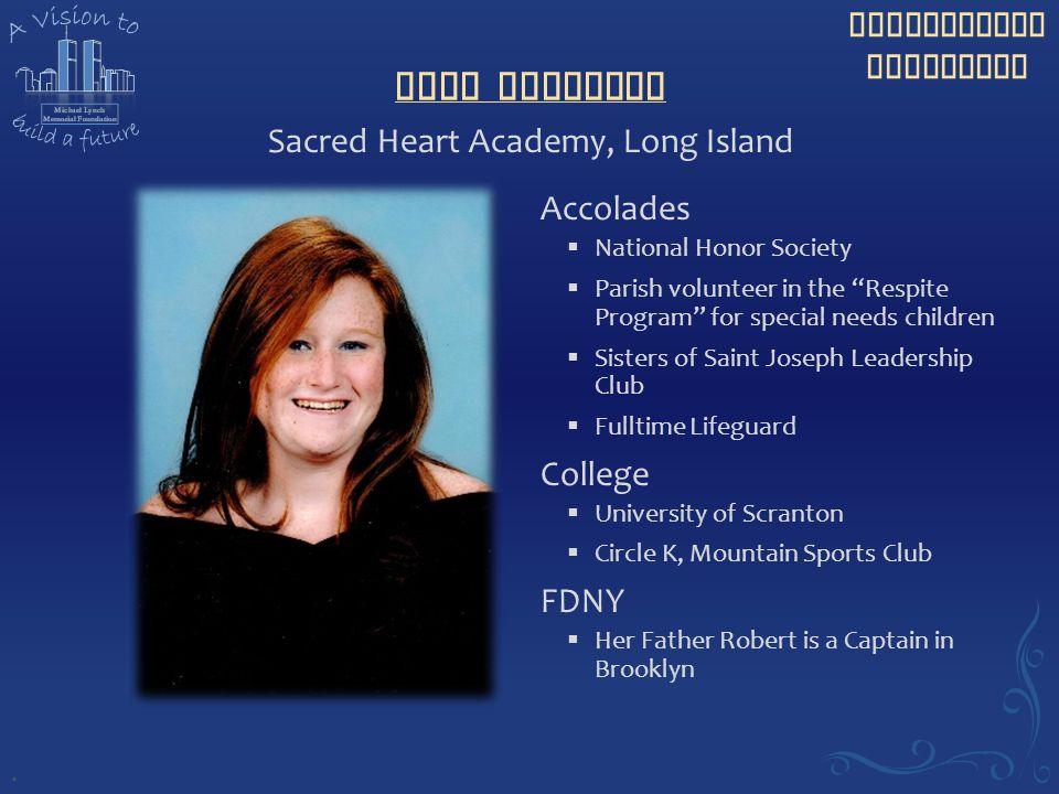 Sacred Heart Academy, Long Island