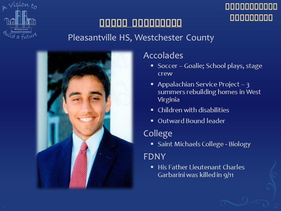 Pleasantville HS, Westchester County