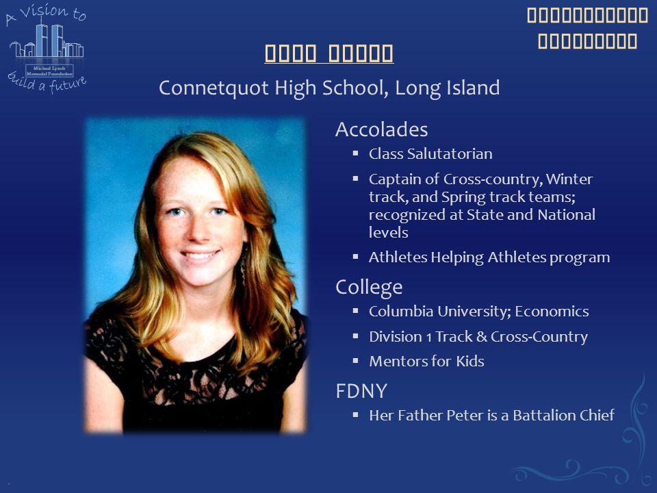 Connetquot High School, Long Island