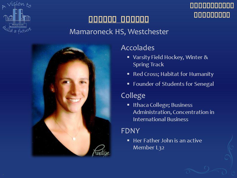 Mamaroneck HS, Westchester