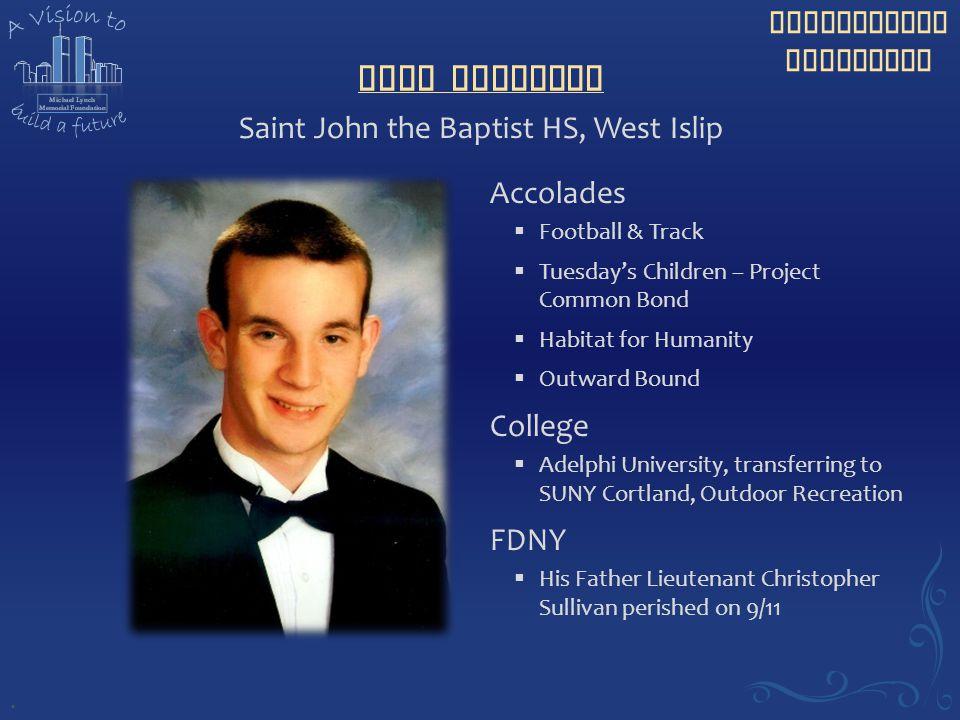 Saint John the Baptist HS, West Islip