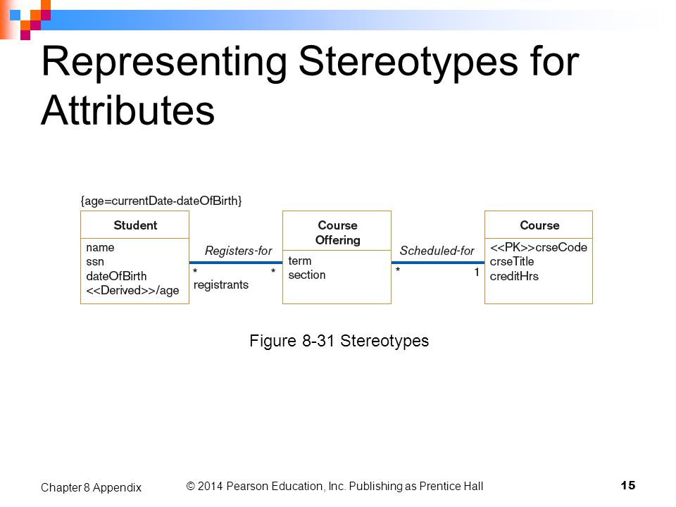 Representing Stereotypes for Attributes