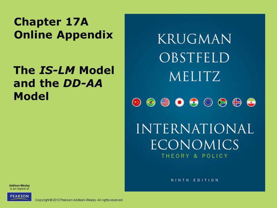 Chapter 17A Online Appendix