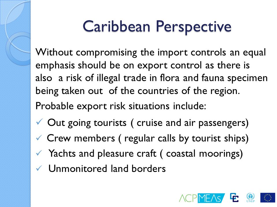 Caribbean Perspective