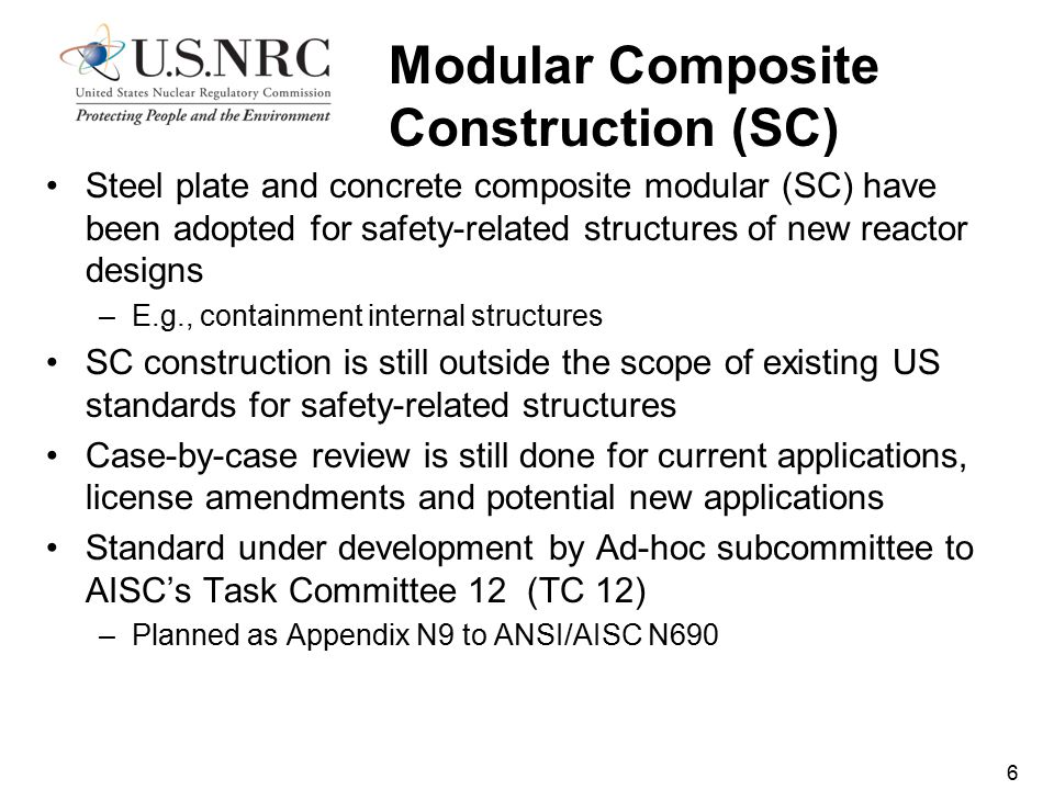 Modular Composite Construction (SC)
