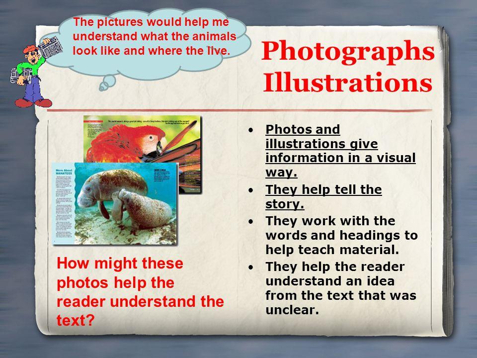 Photographs Illustrations