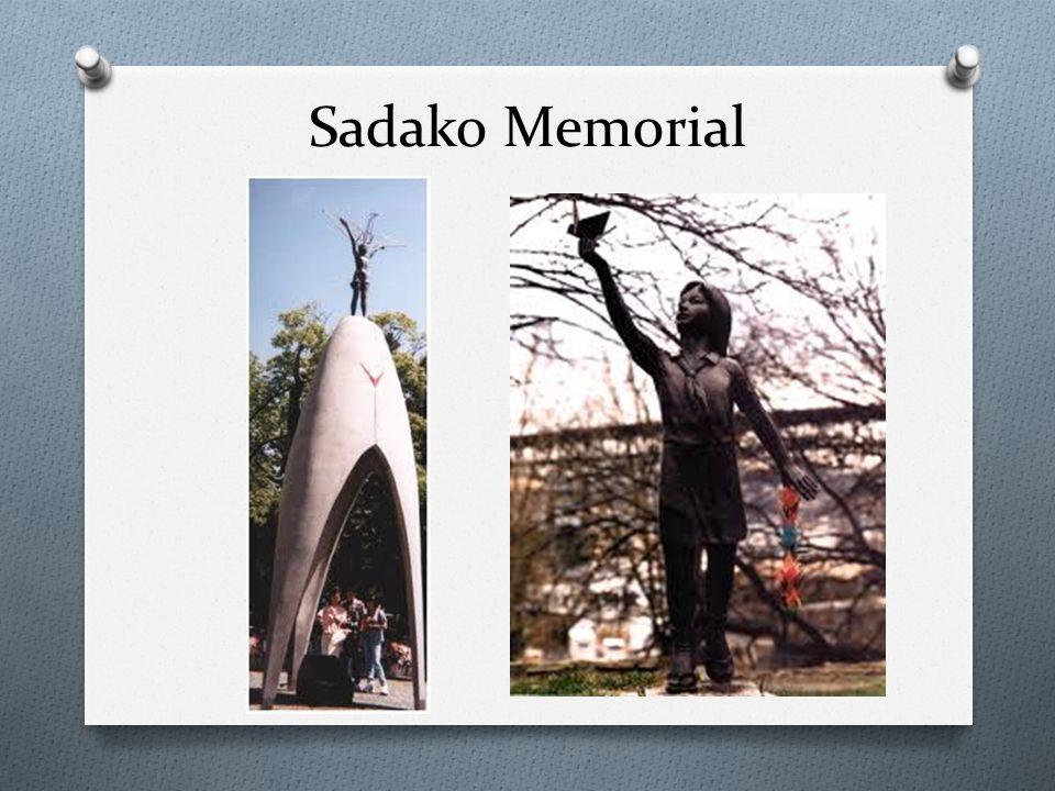 Sadako Memorial