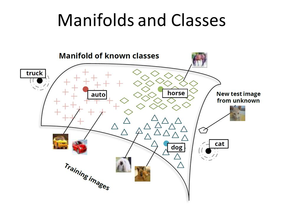 Manifolds and Classes
