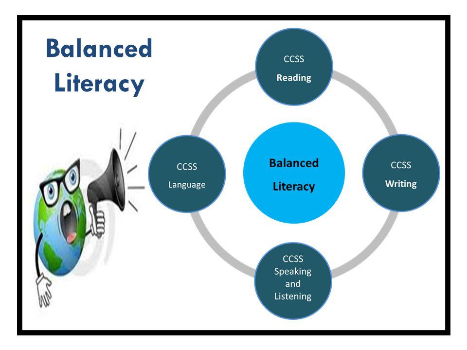 Balanced Literacy