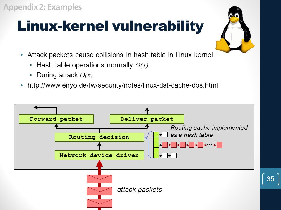 Linux-kernel vulnerability