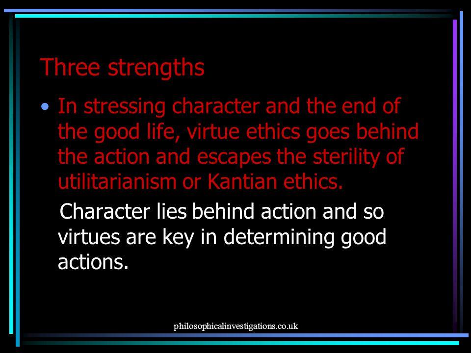 Three strengths