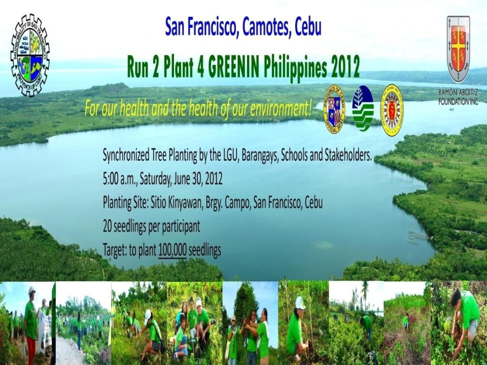 Two Million Trees for Greenin Philippines The Purok System Approach