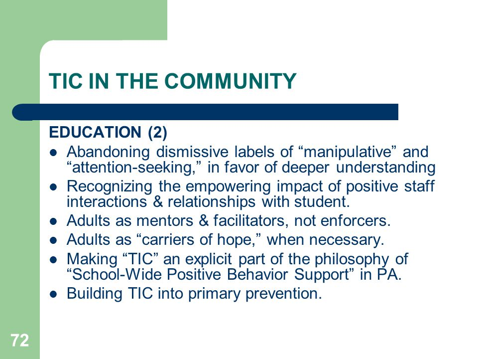 TIC IN THE COMMUNITY EDUCATION (2)