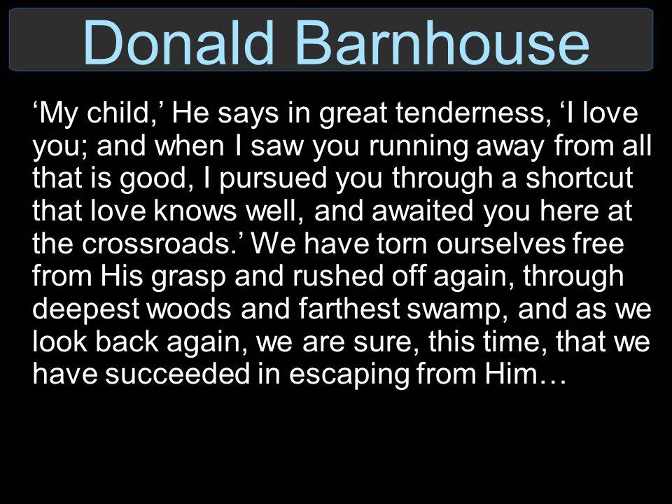 Donald Barnhouse
