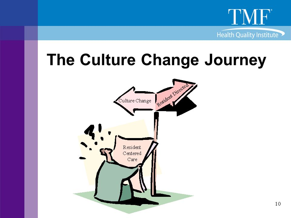 The Culture Change Journey