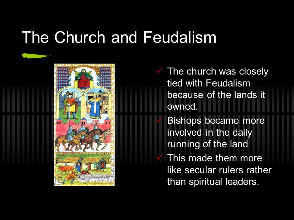 The Church and Feudalism