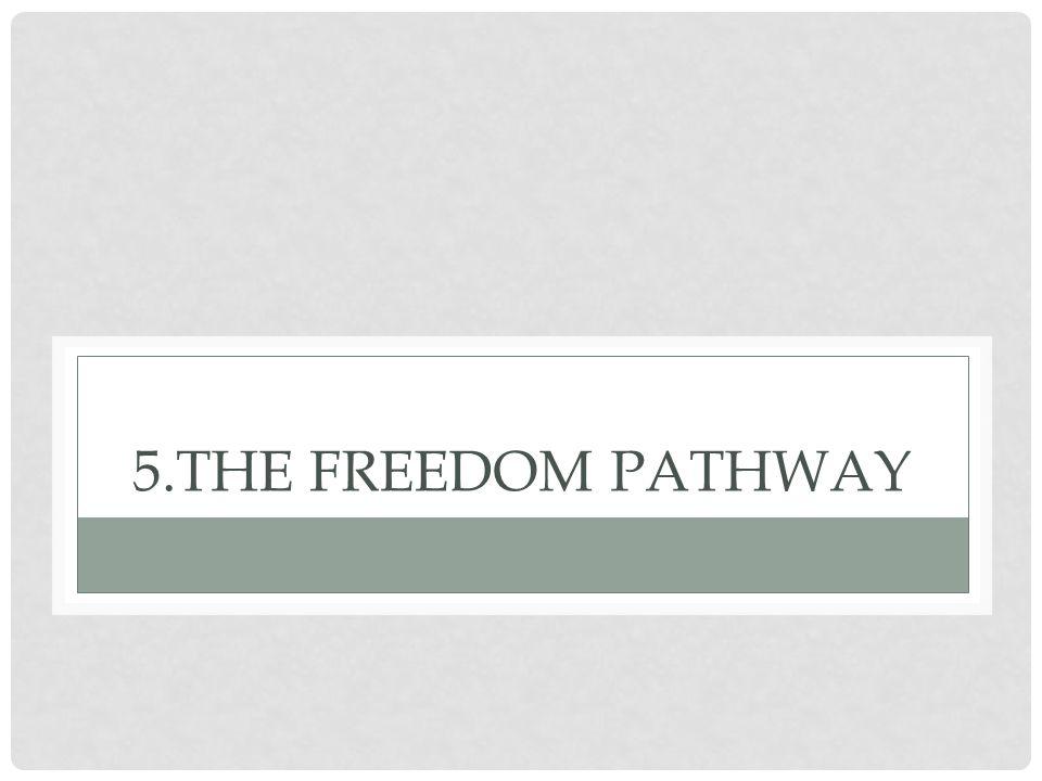 5.The Freedom Pathway