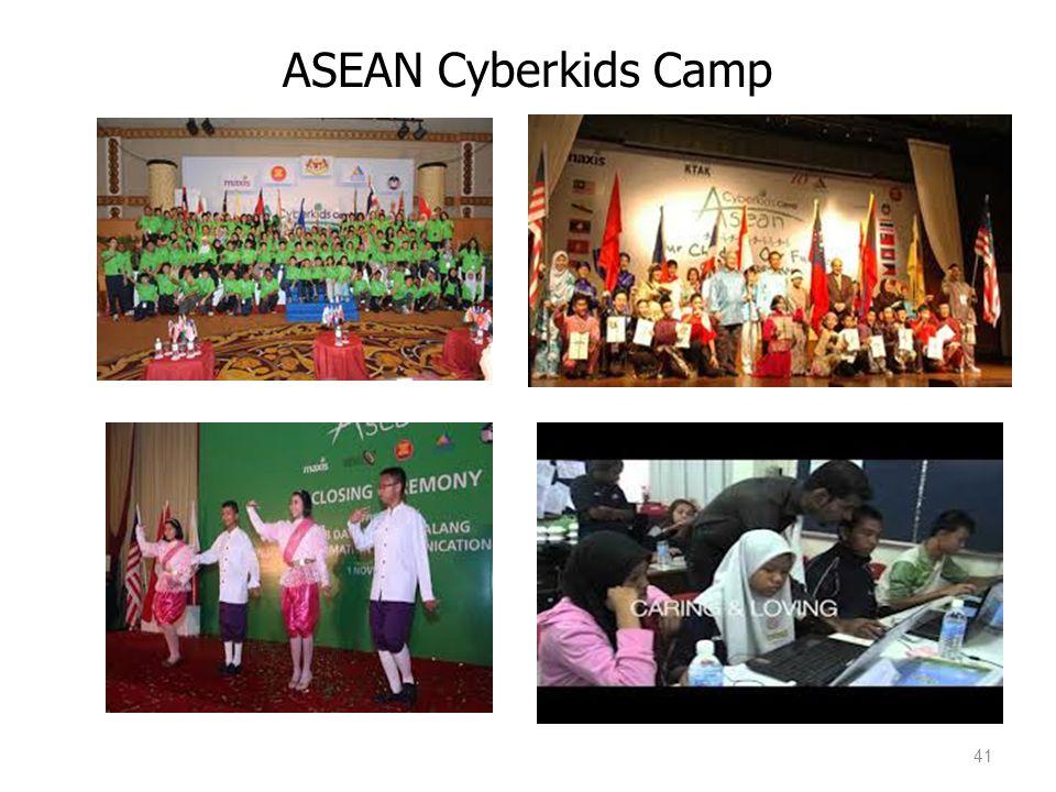 ASEAN Cyberkids Camp