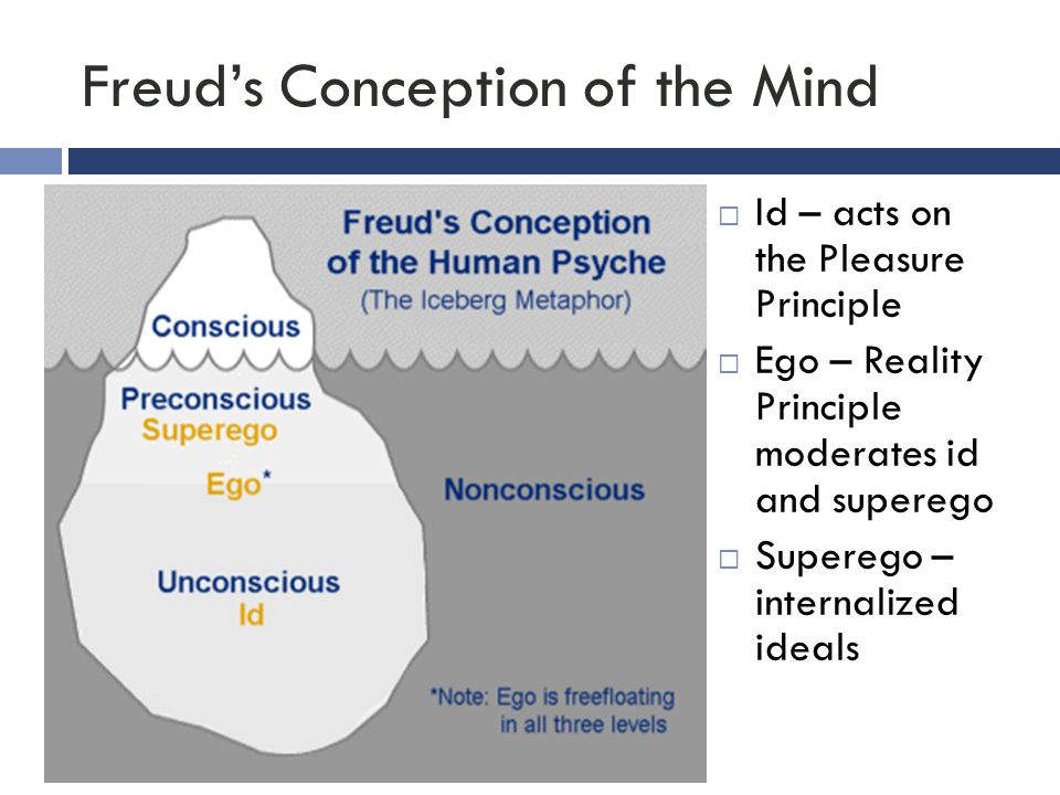 Freud's Conception of the Mind