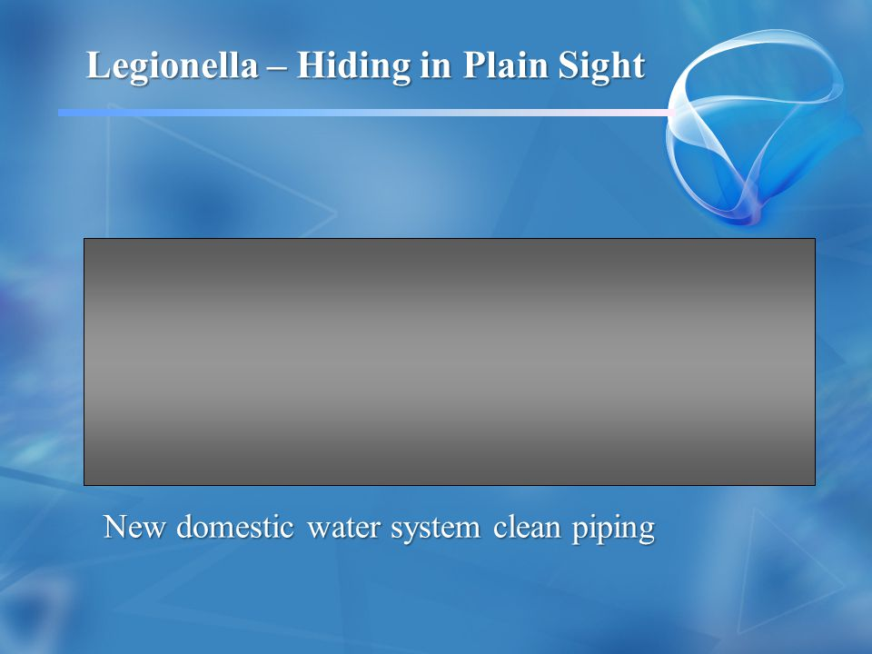 Legionella – Hiding in Plain Sight