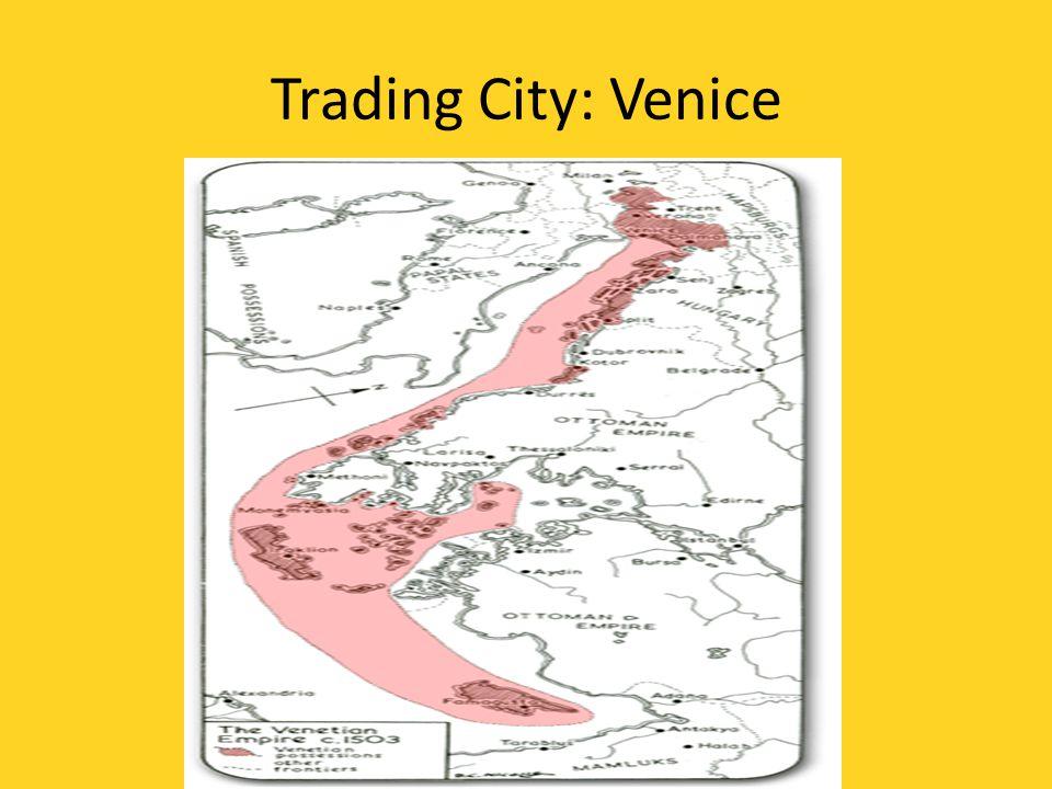 Trading City: Venice