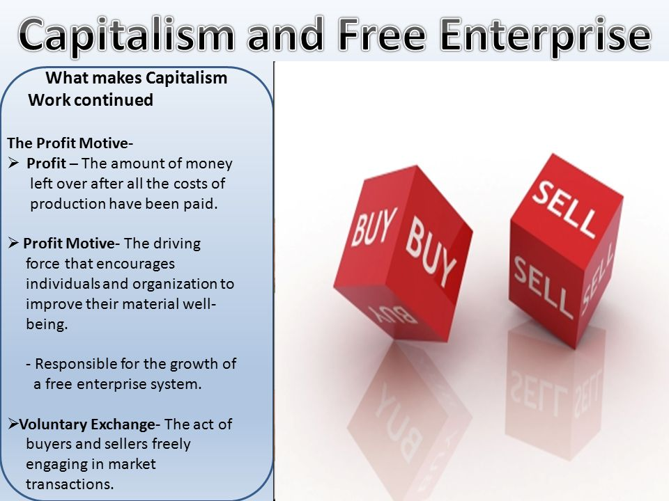 capitalism and responsible growth Features capitalism redefined what prosperity is, where growth comes from, why markets work, and how we resolve the tension between a prosperous world and a moral one.