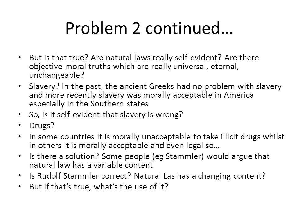 Problem 2 continued…