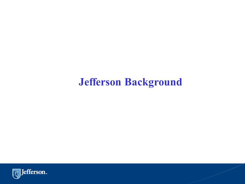 Jefferson Background