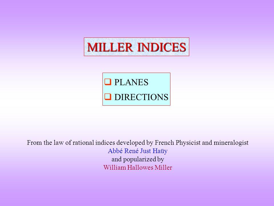 William Hallowes Miller