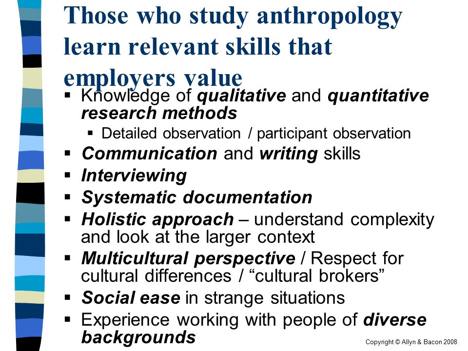 anthropology is quantitative essay Anthropology inc forget online the world of management consulting consists overwhelmingly of quantitative consultants the author of that essay.