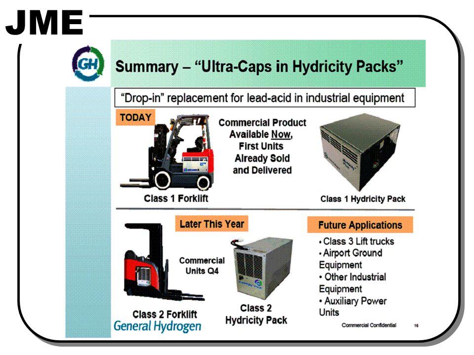 ECs Provide Immediate Cost Savings in System